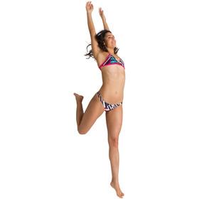 arena Feel Top Bikini Triangular Mujer, freak rose/multi